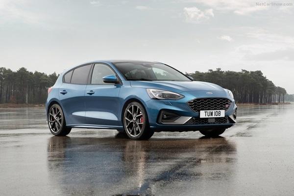 台灣最快明年看到它!英公佈新一代 Ford Focus ST 售價!