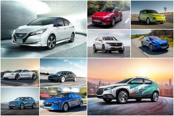 台灣消費者準備好了嗎?盤點將導入國內 10 款電動車!