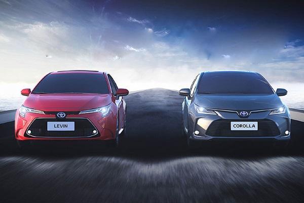 內裝有彩蛋驚喜,海外未上市的 Toyota Corolla 跟台灣 Altis 有何不同?