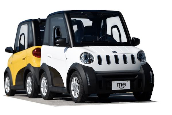 市區超好停電動車上市,還有很實用皮卡車版本!