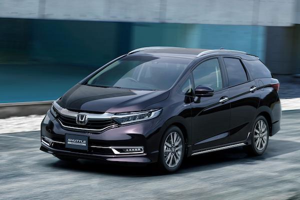車室空間媲美 SUV!Honda 小型旅行車推小改款