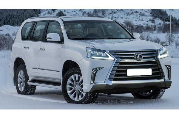 更多資訊流出,Lexus 今年有款休旅新車準備問世!