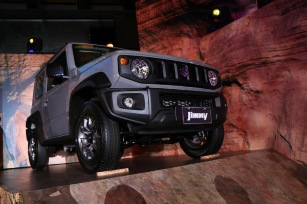 燃起越野魂的小休旅 Suzuki Jimny 台灣上市,售價不到 75 萬!