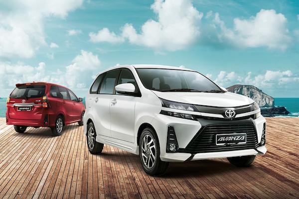 小一號的 Sienta!Toyota 入門 MPV 小改款上市