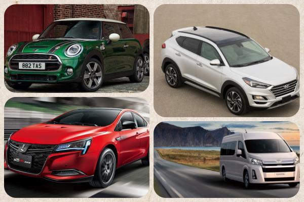 本週新車速報:Toyota 推廂型車、Hyundai Tucson 小改款亮相!