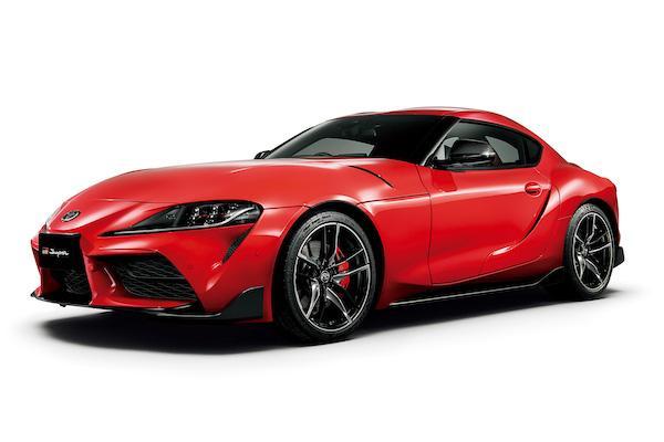 下半年台灣確定上市!Toyota 性能跑車 Supra 日本正式亮相