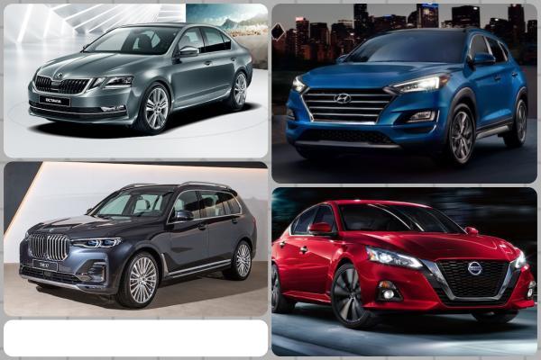 Nissan Altima、Hyundai Tucson 小改油耗曝光!台灣 4 月新車耗能資訊揭露