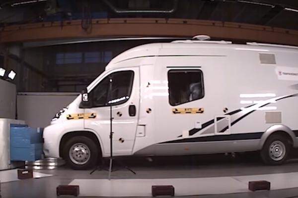 露營車成露營新玩法,但安全嗎?瑞典公布撞擊測試結果(有影片)