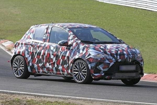 小排氣渦輪引擎有望導入,大改款 Toyota Yaris 蓄勢待發!