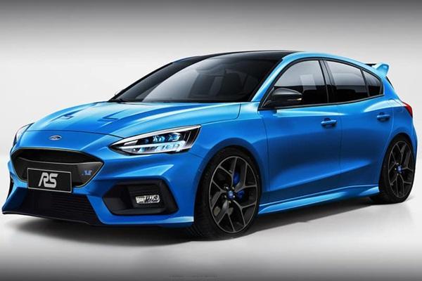 二軍全員到齊  家族最強 Ford Focus RS 外媒曝預想圖及上市時間