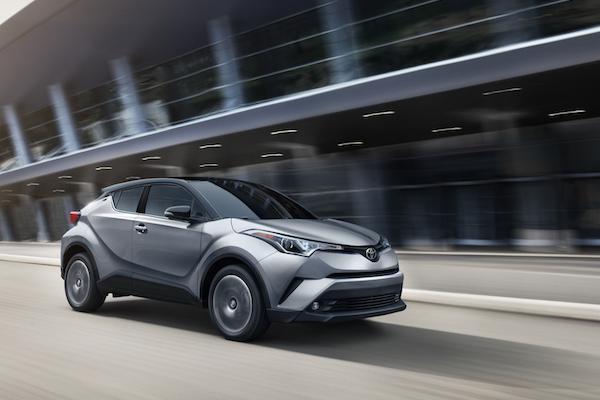 比 C-HR 還小!Toyota 入門休旅今年底有望推出