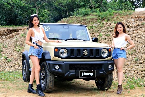 重度越野+公路全體驗 Suzuki Jimny試駕報告