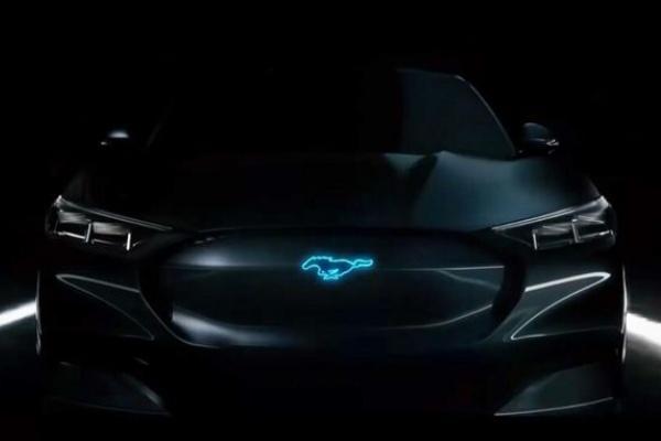 Ford 全新電動跨界 SUV 名稱確定,續航力從 483 公里起跳!