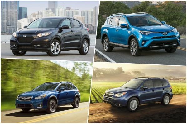 價格親民又好養的 3 年車齡二手 SUV,《消費者報告》推薦這 5 款!