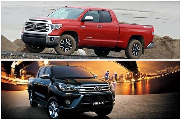 Toyota Tundra 改款新資訊流出,兄弟車 Hilux 台灣預約今年見!