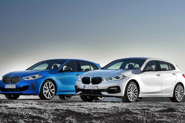 與 M.Benz A-Class 正面對決!BMW 1 系列大改款正式發表