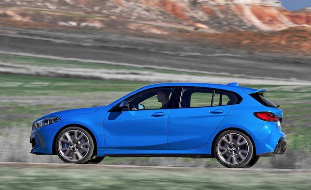 BMW 1 系列大改款正式發表!總代理透露台灣上市時間