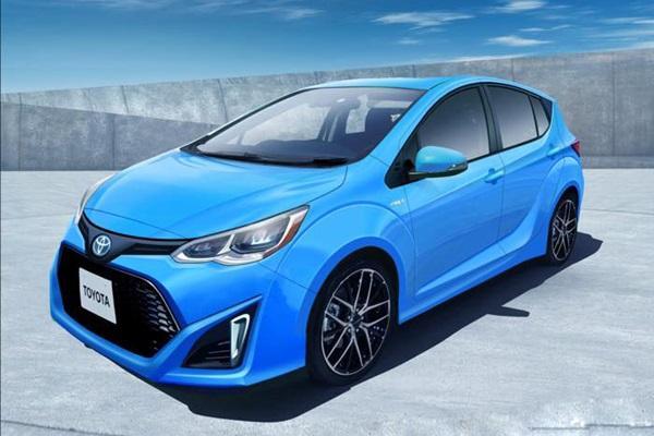 新底盤、大空間,油耗更好!新款 Toyota Prius c 有望 10 月登場