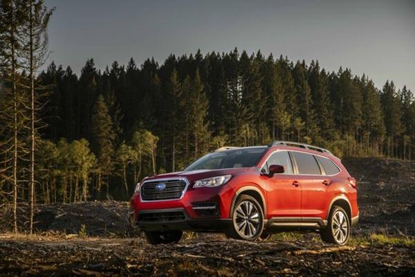 旗艦身份、親民售價!美 Subaru Ascent 新年式休旅登場