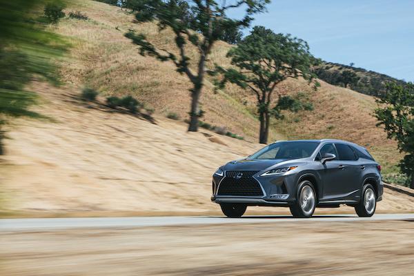 Lexus RX 小改款最大亮點是什麼?原來是遭投訴的難用設計獲改善