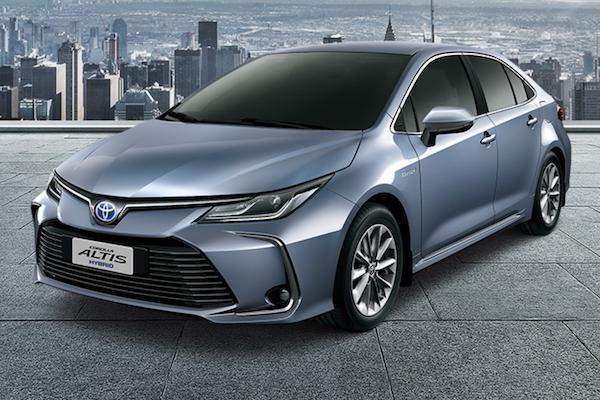 台灣 5 月新車銷售速報!Toyota 兩大神車賣破 2800 輛