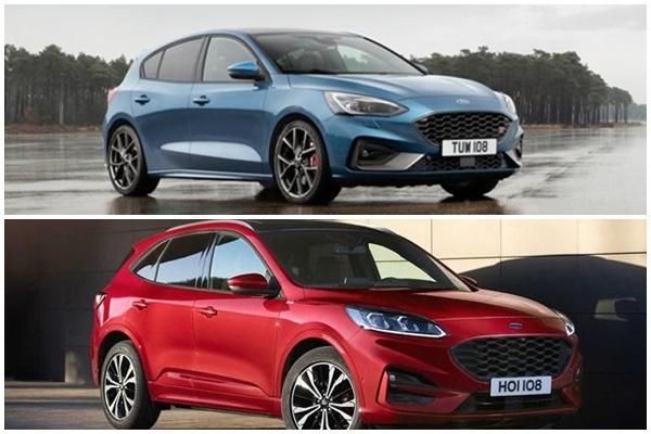 福特六和明年新車計畫,新一代 Focus ST、Kuga 台灣上市時間點曝光!