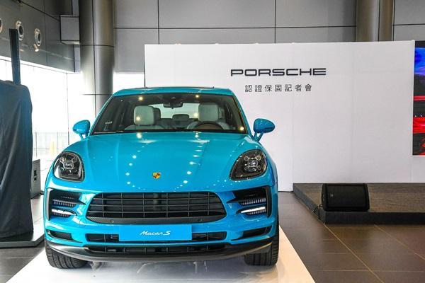 台灣 Porsche 推出保固新案,全新休旅車預約第三季登台!