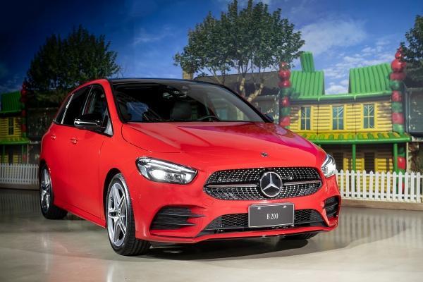 搶攻豪華 MPV 市場,M-Benz 新一代 B-Class 售價正式出爐!