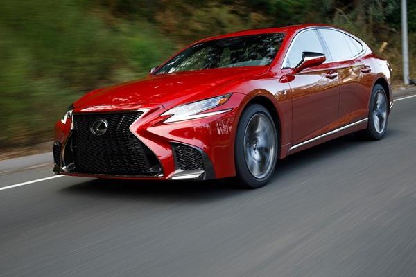 注入 V8 雙渦輪,Lexus 今年有望推出全新性能車!