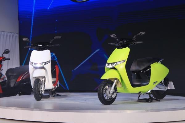 Kymco 發表 ionex 2.0 車能網,全新「i-one X」電動機車現身!