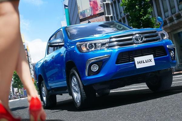 Toyota Hilux 安全配備再強化,台灣今年新車有望跟進?