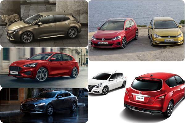 年輕人最愛車型!5 款賣最好中型掀背車,今年在台表現如何?
