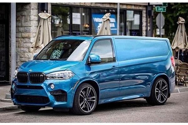 較勁 Lexus LM、M.Benz V-Class,BMW 將推全新 MPV?