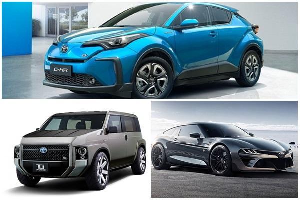 2019 十月東京車展,Toyota 多款全新車有望亮相!