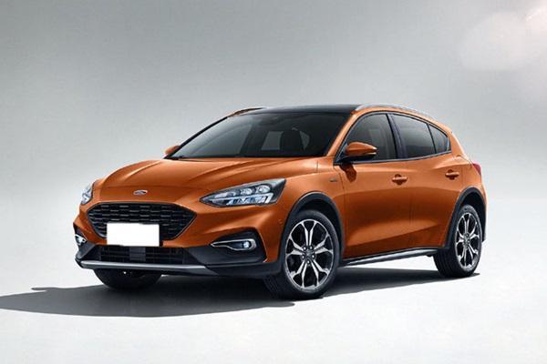 Ford Focus Active 跨界車現身亞洲,台灣有無引進可能?