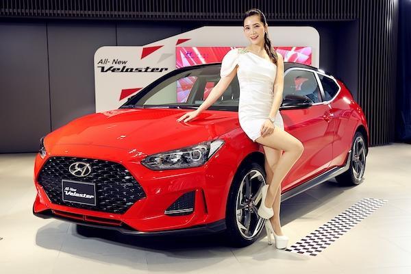 有懸浮車頂與神秘特仕車!Hyundai Veloster 跑車台灣發表日確定