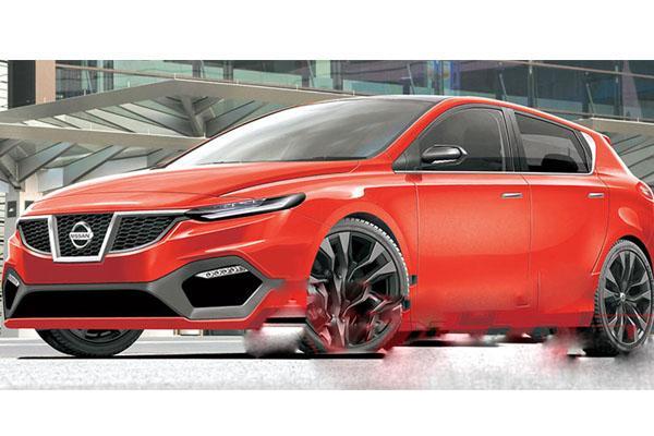 迎擊歐系對手,Nissan 全新掀背將與 X-trail 共用新代底盤!