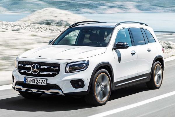 M-Benz 七人座休旅 GLB 正式發表,搶攻豪華入門家庭 SUV 市場!