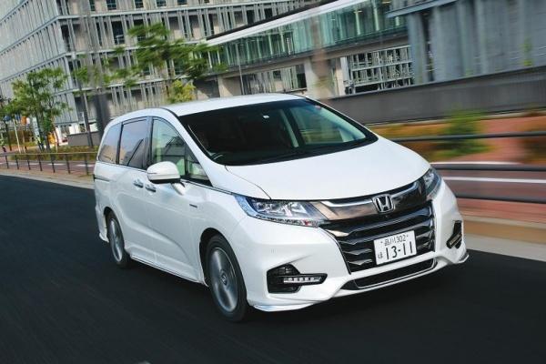 不只全新 Fit,Honda 當家熱銷 MPV 大改款最快年底也會登場!