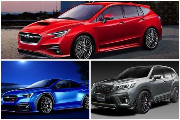 Subaru 將問世新車預覽,旅行車、休旅都有新作!