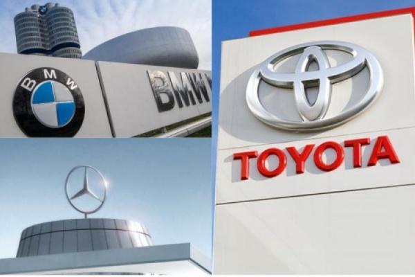 2019 最有價值汽車品牌 TOP10 出爐,連 7 年都是同一家車廠冠軍!