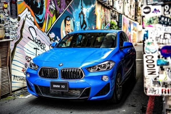 BMW X2 新年式入手門檻提高,但配備全面升級!