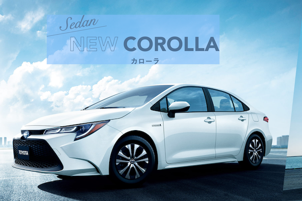 Toyota 更新 Corolla 大改款消息,一段話透露日規車型設計走向!