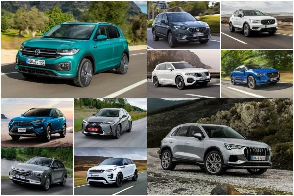 《Euro NCAP》五顆星評價中的佼佼者,外媒評鑑 10 款最安全 SUV!