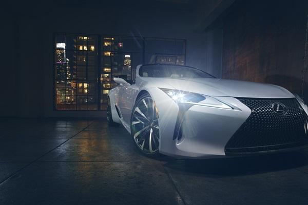 Lexus 再推跑車新作,真面目將於 7 月正式公開!(內有相片集)