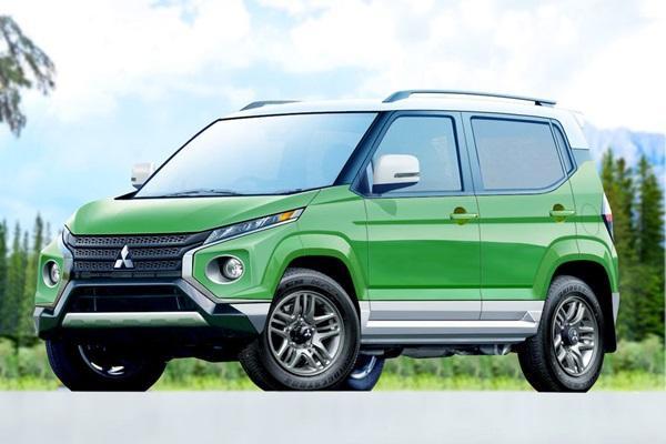 與 Suzuki Jimny 一決高下,三菱 Pajero Mini 有意重返市場!