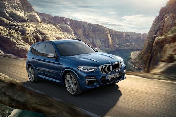 翔忻戀引爆 BMW X3 曝光量!新年式配備與售價調整