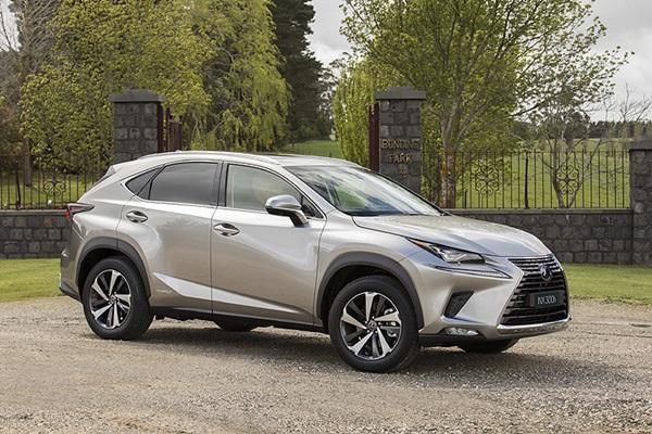 配備加料、增戰力,Lexus 新年式 NX 休旅有何改變?