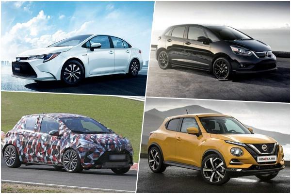 日媒整理下半年重量級車款時間表,3 款新車確定今年問世!