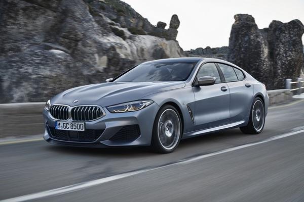 台灣年底見!BMW 8 系列 Gran Coupe 官網搶先發表